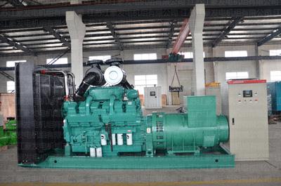 一台常用800kw的康明斯柴油发电机组